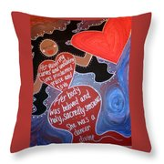 Shulamite Throw Pillow