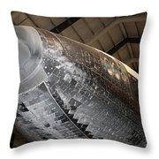 Shuttle Nose Throw Pillow