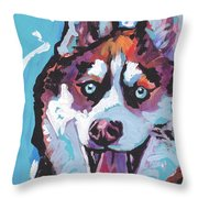 Sibe By Sibe Throw Pillow