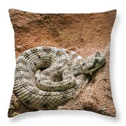 Sidewinder 2 Throw Pillow