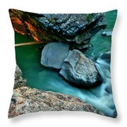 Sidewinder Throw Pillow