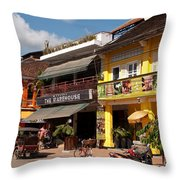 Siem Reap 02 Throw Pillow