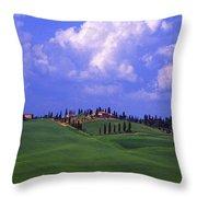 Siena Italy Throw Pillow