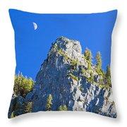 Sierra Moonrise Throw Pillow