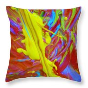 Sights Throw Pillow