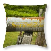 Sign Of The Times Seattle Times Throw Pillow