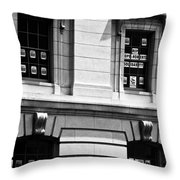 Signs Of Solidarity Throw Pillow