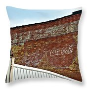 Signs Signs Everywhere A Sign Throw Pillow