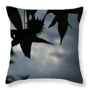 Sihouette Throw Pillow