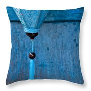 Silk Lantern 01 Throw Pillow
