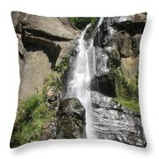 Silver Falls IIi Throw Pillow
