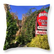 Silverman's Country Farm Throw Pillow
