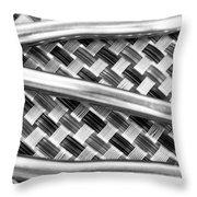 Silverware 2 Throw Pillow