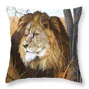 Simba Throw Pillow