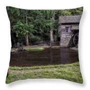 Simple Country Life Throw Pillow