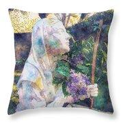 Simple Faith Throw Pillow