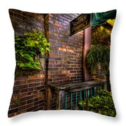 Simple Perfect Throw Pillow