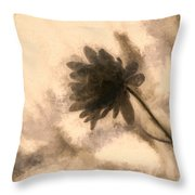 Simple Thoughts Throw Pillow