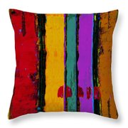 Simply Complicated Throw Pillow