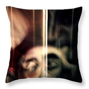 Simulacrum -4.8 Throw Pillow