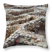 Sinagua Indian Ruins Throw Pillow