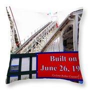 Since 1927 Throw Pillow