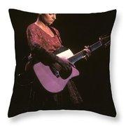 Sinead O'connor Throw Pillow
