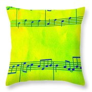 Sing - Phone Cases Throw Pillow
