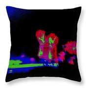 Sing Your Soul Out  Throw Pillow