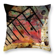 Sins Of Purity  Throw Pillow