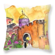 Sintra Castle Throw Pillow