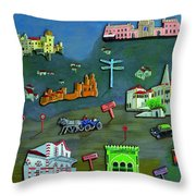 Sintra Portugal Throw Pillow