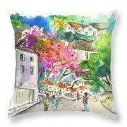 Sintra Square 02 Throw Pillow