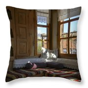 Sipahioglu Museum Throw Pillow