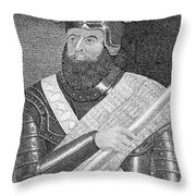 Sir William Wallace (1272?-1305) Throw Pillow