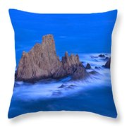 Sirenas Throw Pillow