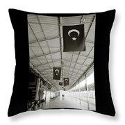 Sirkeci Throw Pillow