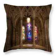 Sit And Reflect Throw Pillow