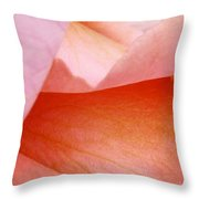 Six Degrees Of Seperation Throw Pillow
