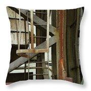 Skagway 1 Throw Pillow