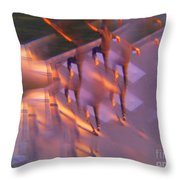 Skateboards Gone Wild Series 1 Throw Pillow