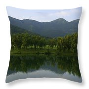 Skc 3956 Nature's Way Of Admiration Throw Pillow