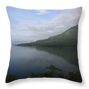 Skc 3961 Lyrical Landscape Throw Pillow