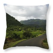Skc 4002 A Pleasure Drive Throw Pillow