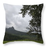 Skc 4006 Customized Landscape Throw Pillow