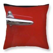 Skc 4032 The Red Door  Throw Pillow