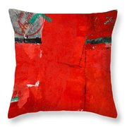 Sketchbook 1  Pg 26 Argentina  Throw Pillow by Cliff Spohn
