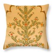 Skn 1324 Dextrous Devotion Throw Pillow