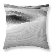 Skn 1411 Soothing Sanddunes Throw Pillow