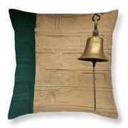 Skc 0005 Doorbell Throw Pillow